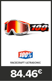 100% Racecraft Ultrasonic