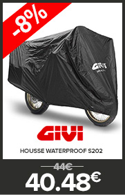 Givi Waterproof Cover S202