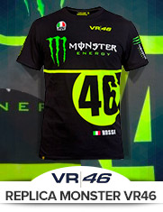 VR46 Replica Monster VR46