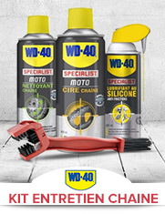 WD40 Chain Maintenance Kit