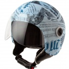 Habillage casque Helmetdress Housse de casque Press