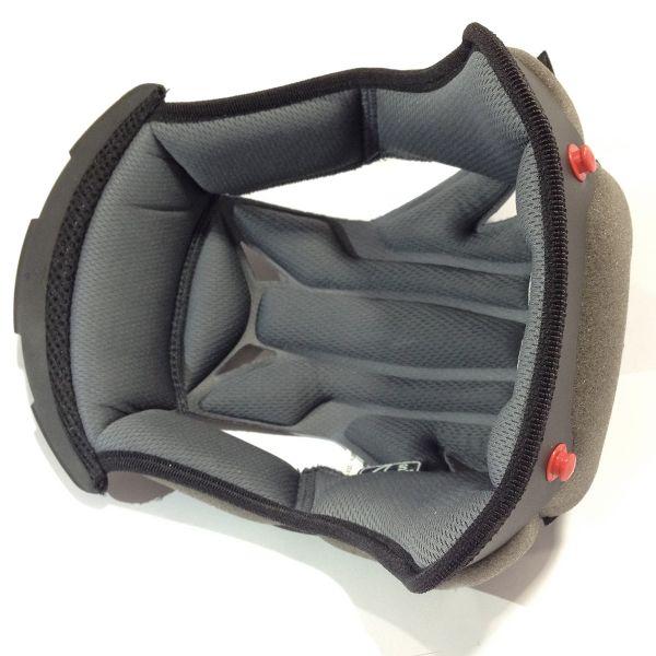 int rieur casque shark coiffe vision r en stock. Black Bedroom Furniture Sets. Home Design Ideas