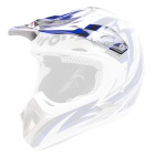 Pieces detachees casque Airoh Casquette Dome Clean Bleu