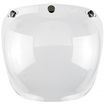 Visiere Biltwell Bubble Shield Clear