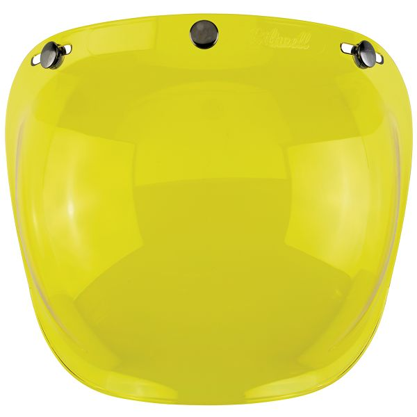 Visiere Biltwell Bubble Shield Yellow