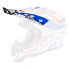 Pi�ces d�tach�es casque Airoh Casquette Aviator 2.1 Captain Blue White Red