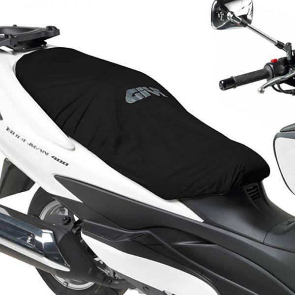 housse moto givi housse de selle scooter impermeable s210 au meilleur prix. Black Bedroom Furniture Sets. Home Design Ideas
