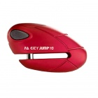 Bloc-disques France Antivol FA City Jump Rouge - Pin de 10 mm