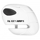 Bloc-disques France Antivol FA City Jump Blanc - Pin de 5 mm