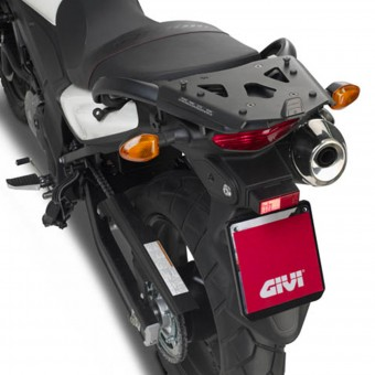 Kit de fixation Top Case Givi Support + platine Monokey (SR3101)