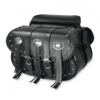 Sacoches cavalieres Wille & Max Warrior Saddlebags