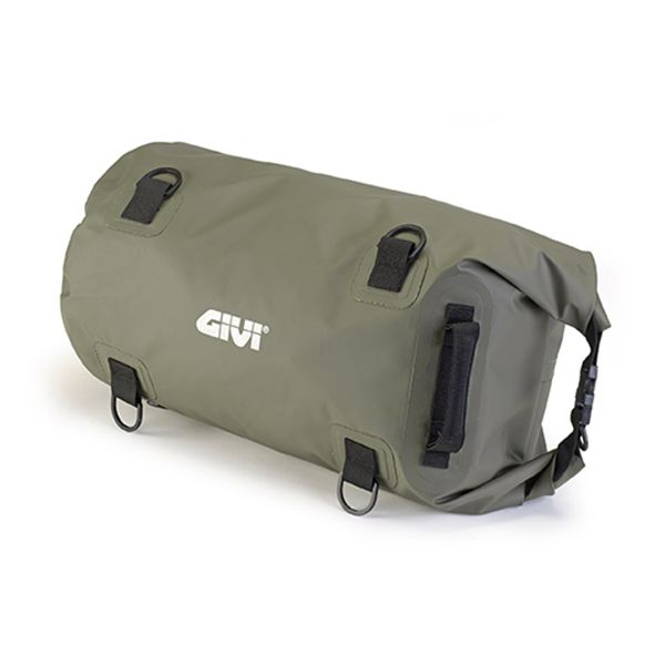 Sacoches de selle Givi EA114KG Waterproof Kaki Green