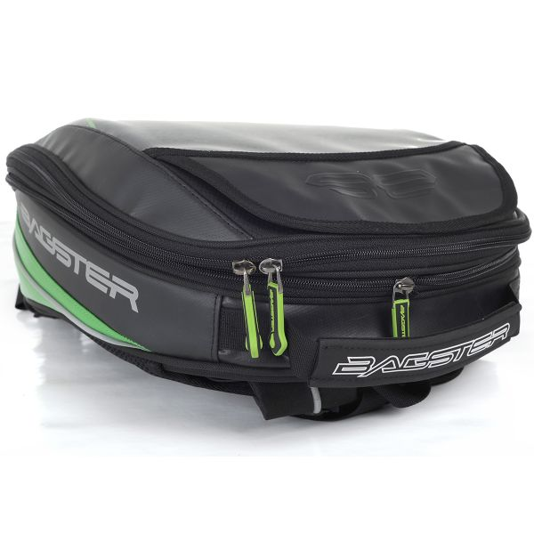 Sacoches reservoir Bagster Roader Black Green
