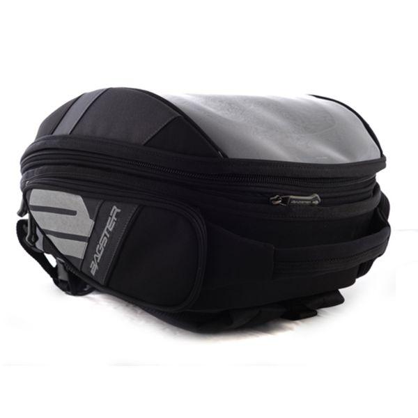 sacoche r servoir bagster stunt noir au meilleur prix. Black Bedroom Furniture Sets. Home Design Ideas