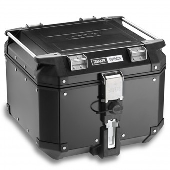 Top case Givi Monokey Trekker Outback 42 L Black