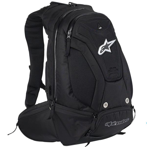 sac dos alpinestars charger back pack noir. Black Bedroom Furniture Sets. Home Design Ideas