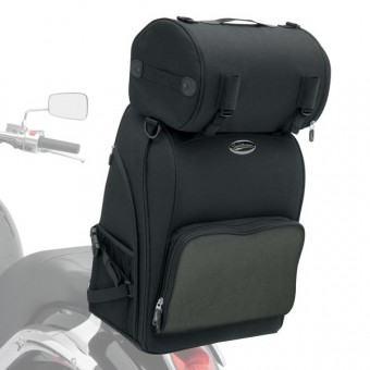 Sacoches sissy bar Saddlemen S2600 Deluxe Sissy Bar Bag