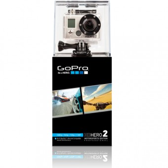 Camera embarquee GoPro Camera Hero 2 HD Motorsport