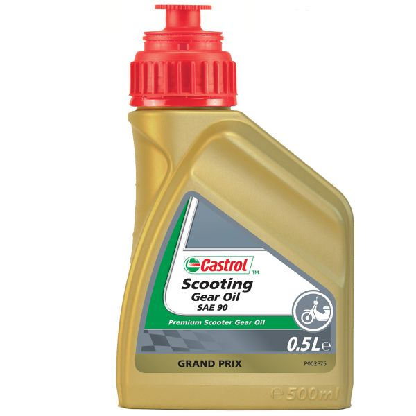 Huile de transmission Castrol Scooting Gear Oil 500 ml