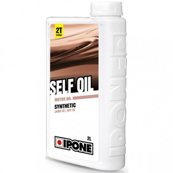 Huile moteur IPONE Selfoil - Synthetic - 2 Litres 2T