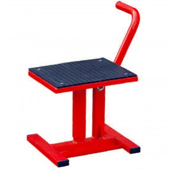 Lève-moto MAD Paddock Stand Cross Red