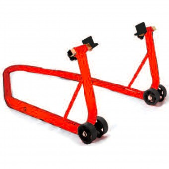 Lève-moto MAD Paddock Stand Route Arriere Big Red