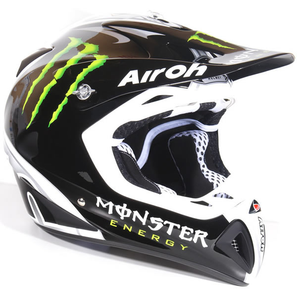 casque motocross airoh aviator. Black Bedroom Furniture Sets. Home Design Ideas
