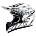 Casque moto Airoh CR901 Linear Blanc