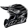 Casque moto Airoh CR901 Linear Noir