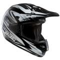 Casque moto HJC CS-MX Shattered MC10