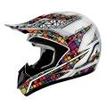 Casque moto Airoh Jumper Multicolor