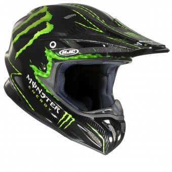 Casque Cross HJC RPHA X Nate Adams Monster MC5