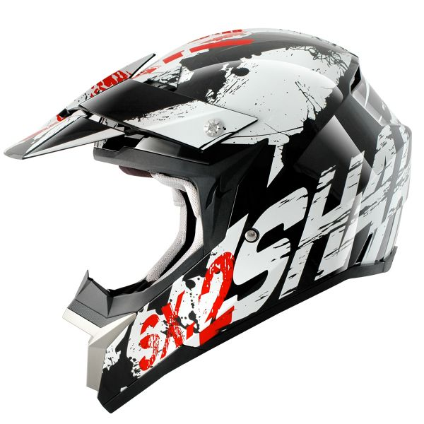 Casque Cross Shark SX2 Freak KWR