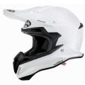 Casque moto Airoh Terminator 2.1 Blanc
