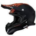 Casque moto Airoh Terminator 2.1 Com Orange