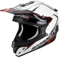 Casque moto Scorpion VX-15 Air Leggero Noir Blanc