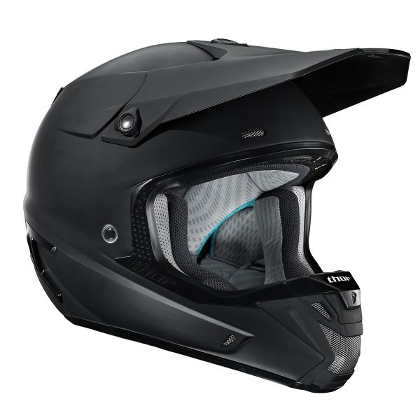 Casque Cross Thor Verge Matte Black