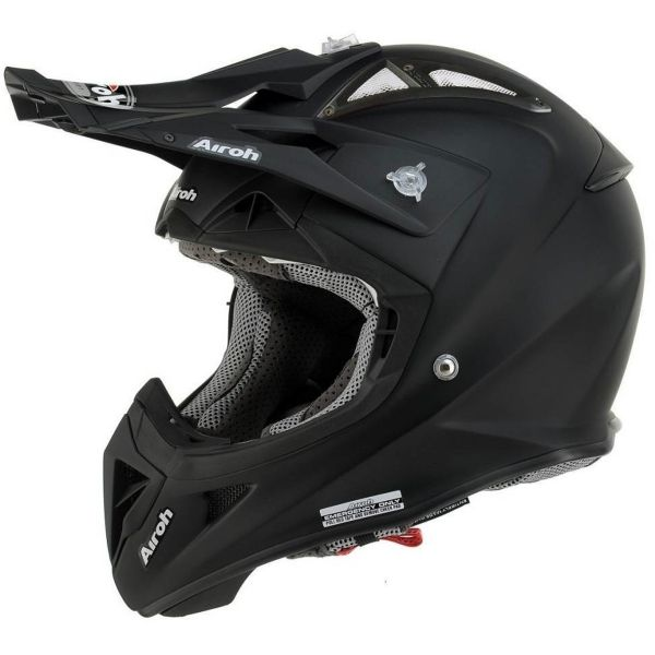 Casque Cross Airoh Aviator 2.2 Black Matt