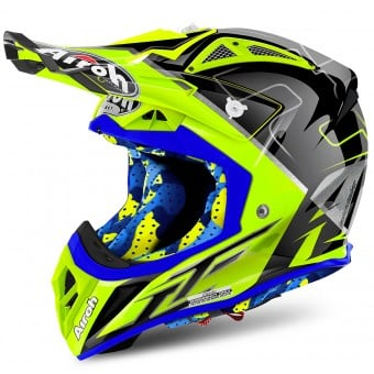 Casque Cross Airoh Aviator 2.2 Cairoli Mantova TCMN16