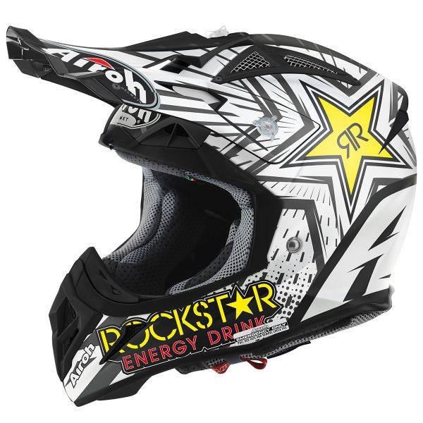 Casque Cross Airoh Aviator 2.2 Rockstar