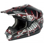 Casque Cross G-MAC Sting Gunmetal Red