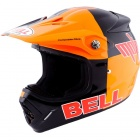 Casque Cross Bell Moto 8K Off Orange BRA
