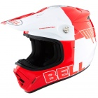 Casque Cross Bell Moto 8K Off Red BR2