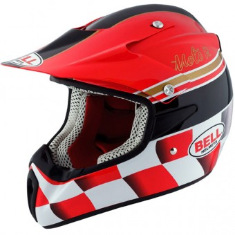 Casque Cross Bell Moto R Race RC2