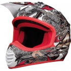 Casque Cross Acerbis 035 Fiber Gang