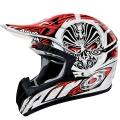 Casque moto Airoh CR901 Face Rouge
