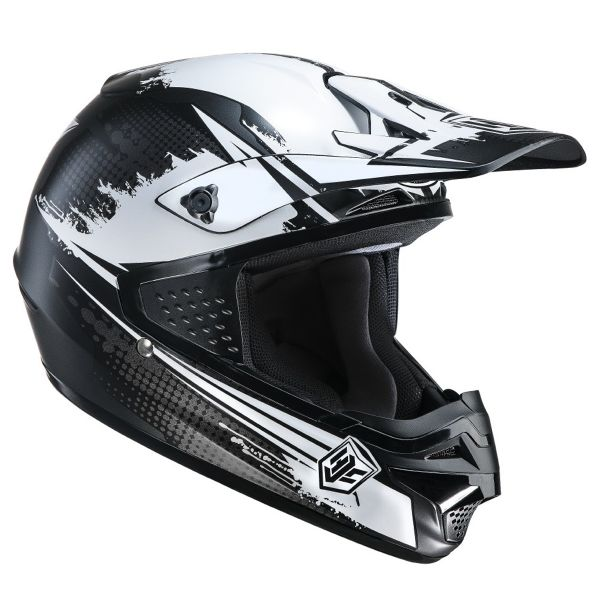 Casque Cross HJC CS-MX Zealot MC5SF