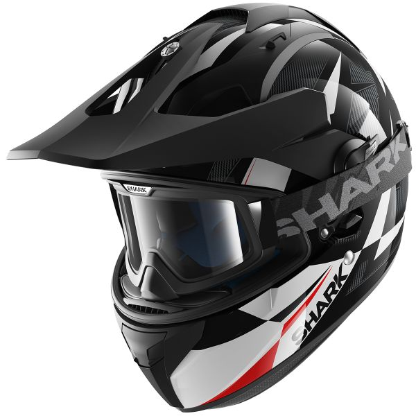 Casque Cross Shark Explore-R Cisor KWR