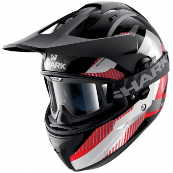 Casque Cross Shark Explore-R Peka KRW