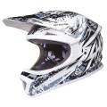 Casque moto SHOT Furious Charge Gris